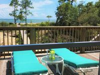 Gulf Front!Brand New 3 BR/2.5 BA!Private Boardwalk!Screen Porch!Beach Equipment!