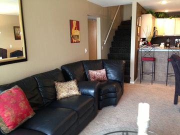 Osage Beach condo rental - Beautiful and Cozy Living Room