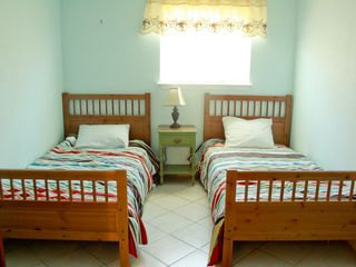 South Padre Island house photo - Upstairs kids' bedroom.