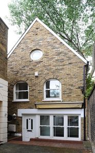 Little Venice house rental - External