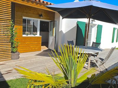 villas - 3 rooms - 4/5 persons