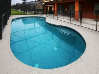 Terra Verde villa photo - Swimming Pool and Oversized Lanai