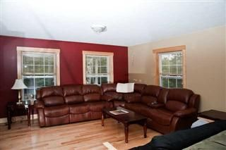 Rangeley Lake house photo - Living room