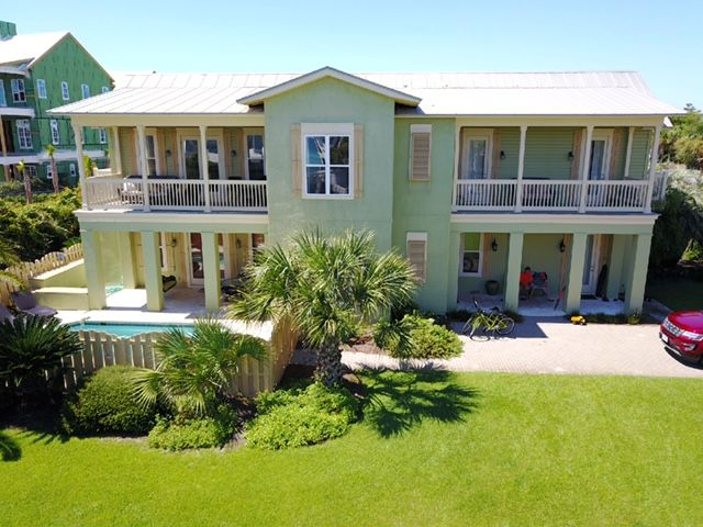 """GULF SIDE """"Melodia Sunset"""" 4BR - PRIVATE POOL, 2nd Up from Beach!"""