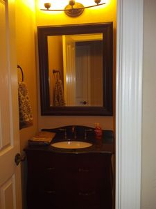 Ahwatukee house rental - Guest power room!