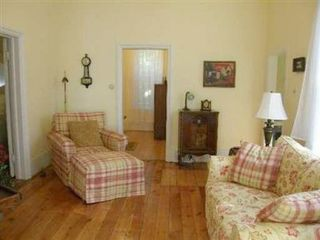 Manistee cottage photo - Sunny TV/ Sitting room