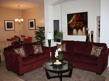 Mesa townhome rental - Beautiful and comfortable!