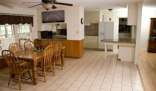Waco house photo - There's plenty of space in our large dining room to add an extra table if needed