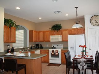 Windsor Hills house photo - Spacious Kitchen and Breakfast Area