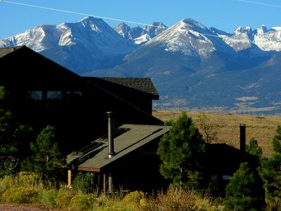 Private Colorado Ranch Estate - Reunions/Special Occasions - Sleeps 20,30,40,50