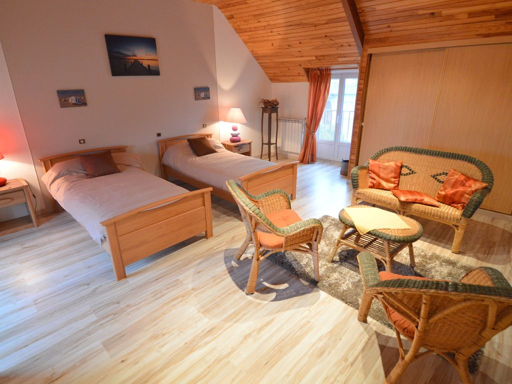 Apartment, 125 square meters,  recommended by travellers !