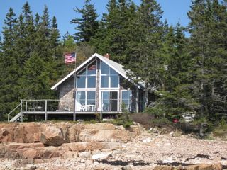 Prospect Harbor cottage photo - front