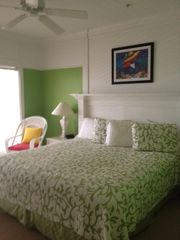 Daufuskie Island villa photo - Cheerful island decor in all bedrooms.