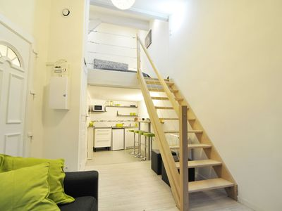 LOFT VERY SOFT for 2 to 4 Persons in Palaiseau. 20 min Paris.
