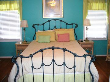 2nd floor master bedroom