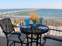 BOOK NOW FOR THE FALL !! MILD TEMPS BUT SAME GREAT VIEWS DIRECTLY ON THE GULF !!