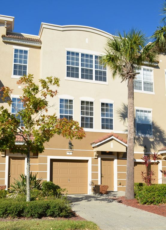 Elegant 3 Story Townhome Vista Cay Great Vrbo