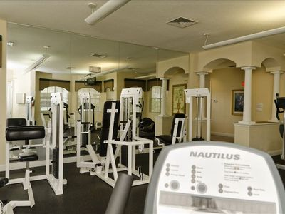 Complete Exercise Facilities