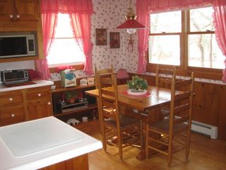 Eastham cottage photo - View of dinning area
