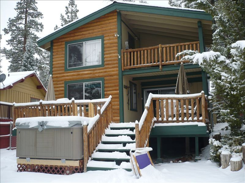 Affordable lake front cabin vrbo for Romantic big bear cabins
