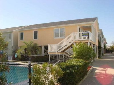 Garden City Beach, SC raised beach house, oceanview, 2nd row - 104G Sunset Dr.