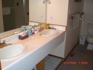 Incline Village house photo - Double sink in master and double shower