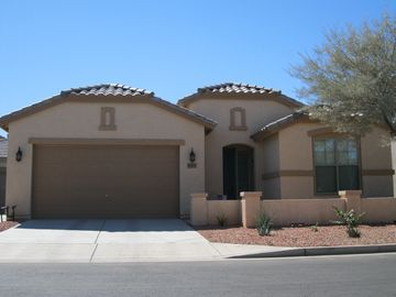 Queen Creek house rental - Front of home