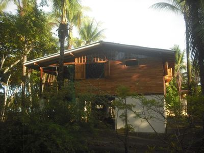 view of Casa Willis from the south side