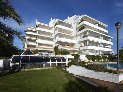 Altea apartment rental - View apartment and urbanization