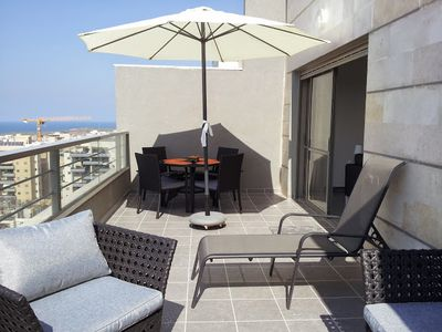 140 M2 A PENTHOUSE 7 8 PEOPLE BEAUTIFUL SEA VIEW 3 bedrooms + large living room 2