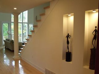 Saratoga Springs house photo - Hallway & Stairs
