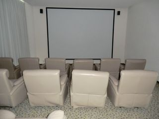 Nuevo Vallarta condo photo - Two home cinema rooms. One regular and one 3D. Bring your DVDs and popcorn.