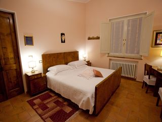 Perugia apartment photo - The junior suite of the apartment remtal for your stay in Perugia