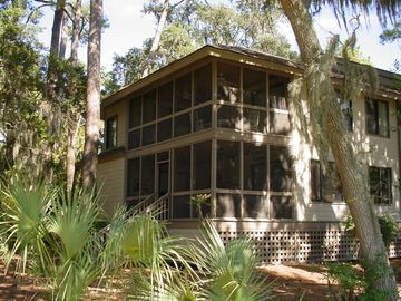 Edisto Beach condo rental - View of House