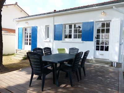 Peaceful house, 60 square meters, close to the beach