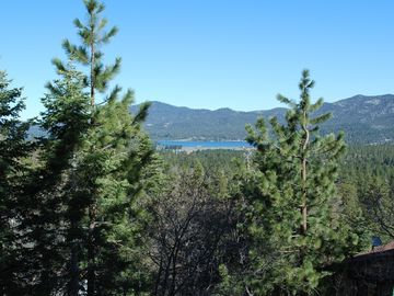 Bear Mountain cabin rental - View From Your Great Room, Deck, Hot Tub, and Upper Level Master