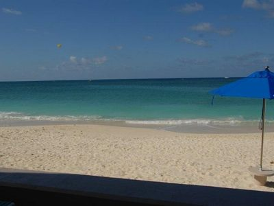 Grand Cayman condo rental - Literally steps from the unit
