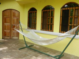 Manuel Antonio house photo - relax in our hammock while bird/monkey watching