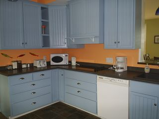 Panmure house photo - fully equipped kitchen