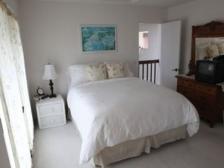 Solana Beach house photo - 2nd master suite with balcony, view of the mountains, and bath