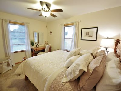A comfortable and affordable Vacation Home Rental IN Frankenmuth City!