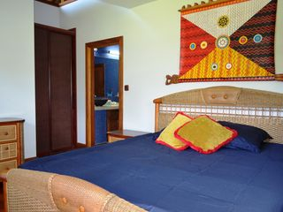 Cook Islands villa photo - Delux Double bedroom