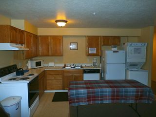 Government Camp lodge photo - Kitchen plaid (all kitchens are the same)