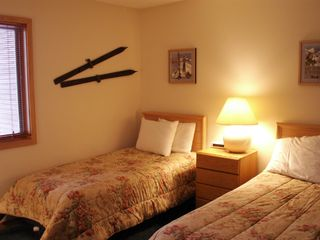 Lower Level Bedroom - Lincoln condo vacation rental photo