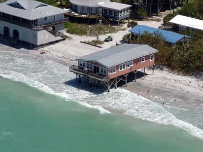 cottage location on gulf of mexico