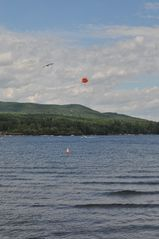 Lake George house photo - Parasailing on Lake George