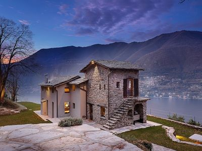 LAKE COMO Unique View