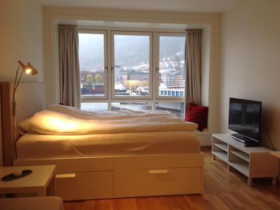 Central and comfortable studio apartment in the city center