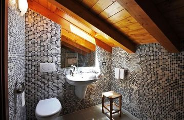 Two Luxury shower rooms