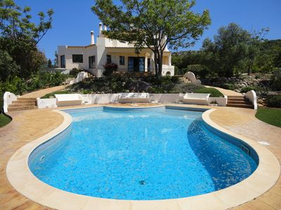 Beautiful Villa With Wonderful Panoramic Coastal Views And Private Heated Pool